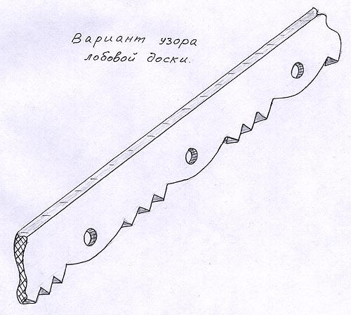 Рисунок на ветровую доску