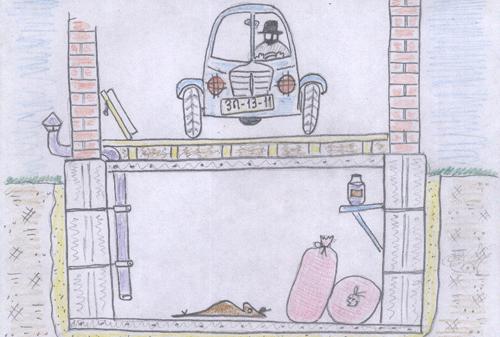 Сборный гараж спб