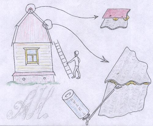 Заделка стыков и швов в пластиковых окнах